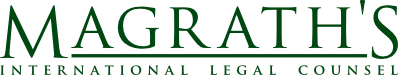 Magrath's International Legal Counsel Logo